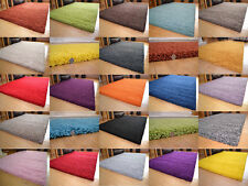 Large Thick Shaggy Rugs Bedroom Living Room Small Lounge Rug Floor Carpets Mats