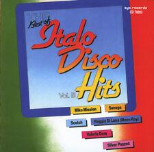 2CD Various – The Best Of Italo Disco Hits Vol. III  2cd