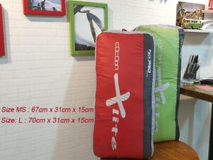 Para Supply Cocoon ZIP bag xlite  Paragliding concertina bag  fast packing