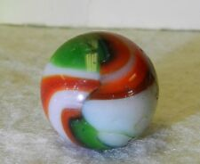 #7716m Vintage Peltier NLR Christmas Tree Marble .70 Inches