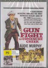 GUNFIGHT AT COMANCHE CREEK - AUDIE MURPHY - DVD  FREE LOCAL POST