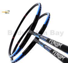 2x Abroz Nano Power Venom Badminton Racket (6U) Free Stringing + PU Grip