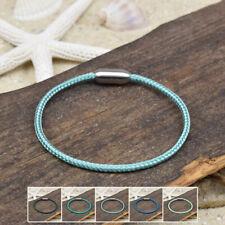 ❦ Armband MIKA Segeltau 3 mm Surfer Magnetverschluß Farbe & Größe wählbar ❦