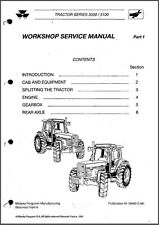 Massey Ferguson 3050 3060 3065 3070 3080 3095 3115 3120 3125 Service Manual CD