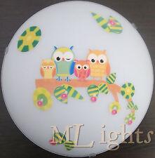 * Deckenlampe * Wandlampe * EULE / OWL 8 * Deckenleuchte * Lampe*