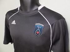 ADIDAS Soccer- PORTLAND RAIN-Medium-SHIRT Jersey-Women's Climalite NWT Black