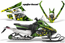 AMR SLED STICKER KIT ARCTIC CAT F SERIES GRAPHICS MOTOR