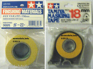 Tamiya  Large Masking Tape - Accessories - Spare 116