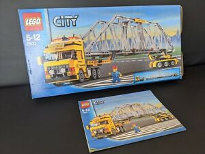 Lego 7900 - Heavy Loader - EMPTY BOX & Instructions In Very Good Condition