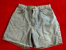 "Gitano Women's Light Wash Denim Blue Jean Shorts Size 12 (Waist 29"" Inseam 5.5"")"