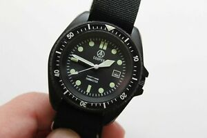 COOPER SUBMASTER 300m PVD SPECIAL FORCES SAS SBS MILITARY DIVERS WATCH