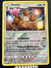 Carte Pokemon DODRIO 151/214 REVERSE Soleil et Lune 10 SL10 FR NEUF