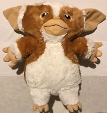 """2012 Gremlins GIZMO 16"""" Plush Toy Factory Brown White Soft"""