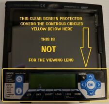 Miller Welding Helmet ++ Infinity ++ Clear Control Screen Protector NOT A LENS