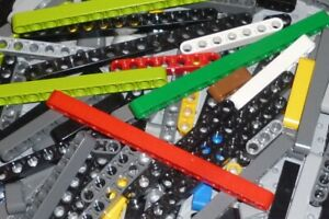 LEGO - TECHNIC - LIFTARMS THICK, STRAIGHT, Choose Part, Colour & Qty. TK17