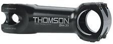 "New Thomson Elite X4 Stem Black 1 1/8"" 80mm 31.8mm"