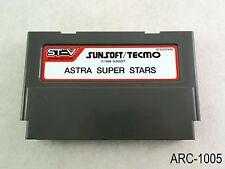 Astra Super Stars Sega ST-V System STV Arcade Game Japanese Import US Seller