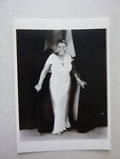 Bessie Smith, Singer 1929 B&W Photo, Unknown Photographer