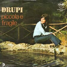 7inch DRUPIpiccola e fragileHOLLAND 1974 EX  (S2952)