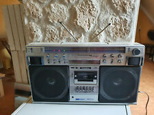 Goldstar TSR 800 Kassettenrecorder, Ghettoblaster Boombox. Voll funktionsfähig