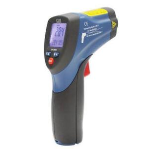 CEM DT-8865 Infrared IR Thermometer Gun Dual Laser 1000℃ 30:1 Temperature Meter