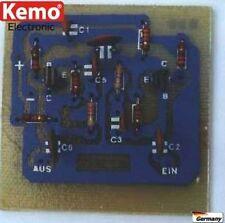 Kemo Bausatz B099 Lehrbausatz Spezial Antennen Radio Funk Verstärker 30-850 MHz