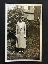 Vintage Postcard - RP Anonymous Women - #209