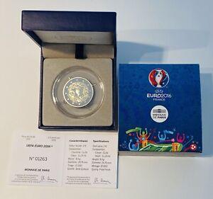 2 Euro BE France 2016 - UEFA Euro 2016
