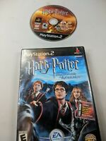 Harry Potter and the Prisoner of Azkaban and Goblet of Fire- PlayStation 2  PS2