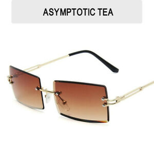 UV400 Polarized Square Metal Frame Sun Glasses Fashion