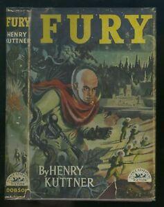 FURY by KUTTNER 1st UK EDITION 1954