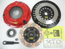 XTD STAGE 3 DUAL FRICTION CLUTCH & FLYWHEEL KIT FITS 180SX SILVIA CA18DET 1.8L