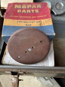 NOS MoPar GAS CAP 1737107 1957-1961 Plymouth Dodge Chry DeSoto Wagon Fuel Parts