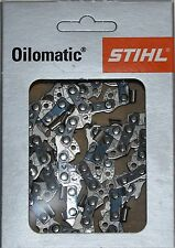 """40cm.325""""1,6mm.  Original Stihl Rapid Super Vollmeisselkette"""
