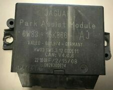 JAGUAR XF PARKING AID  MODULE 6W83-15K866-AJ 2008-2011