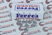 """Ferrea Competition Hollow Stem Exhaust Valves 1.615"""" For SBC Small Block LS7"""