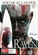 The Raven ( DVD -2006) HORROR - Ulli Lommel, Edgar Allan Poe Movie Jack Quinn