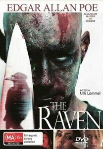 The Raven DVD 2006 Ulli Lommel Jack Quinn - Horror from Edgar Allan Poe