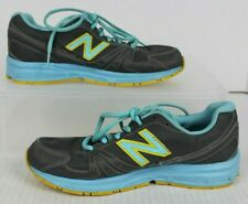 NEW BALANCE Womens Gray Teal Running Athletic Shoes Size 7B W380YB2 GUC
