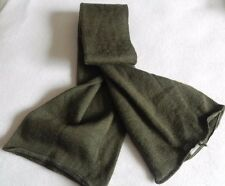 Scarf Military Tube Neck Wear G.I. US 100% Wool OD Green Class 1 New
