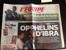 ***L'EQUIPE FRENCH SPORTS DAILY NEWSPAPER * 4/14/2014 * PARIS-ROUBAIX * RARE ***