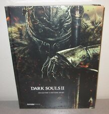 DARK SOULS II Sealed NEW FuturePress Hardcover Game Guide FROM SOFTWARE ARPG