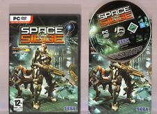 SPACE SIEGE. SCI-FI SHOOTER/ACTION GAME FOR THE PC!!