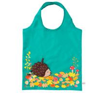 Sass & Belle Hedgehog Reusable Foldable Shopping Bag Fold Away Animal Handbag