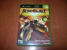 BLOOD WAKE XBOX (PAL ESPAÑA BUEN ESTADO)