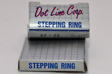 Dot Line  58mm-62mm Step-Up Ring New in Box (old stock)