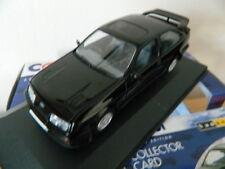Vanguards Corgi VA11705 Ford Sierra RS500 Cosworth Black