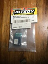 INTEGY RC Car C22554 Inline Battery Equalizer for LiPo 2 to 6 Cell