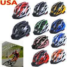 Breathable Women Men Road Cycling MTB Bicycle Mountain Bike Sport Safety Helmet