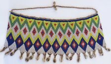 "Vintage Beaded ""Cache-Sexe"", Modesty Apron; Kirdi People, Cameroon"